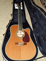 Zager EZ-Play ZAD80CE Acoustic Electric